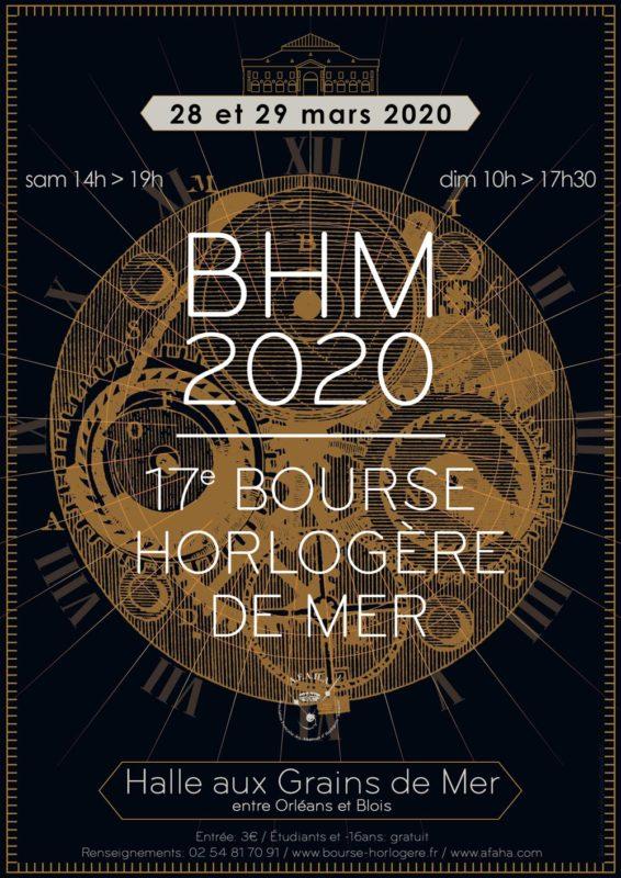BOURSE HORLOGERE