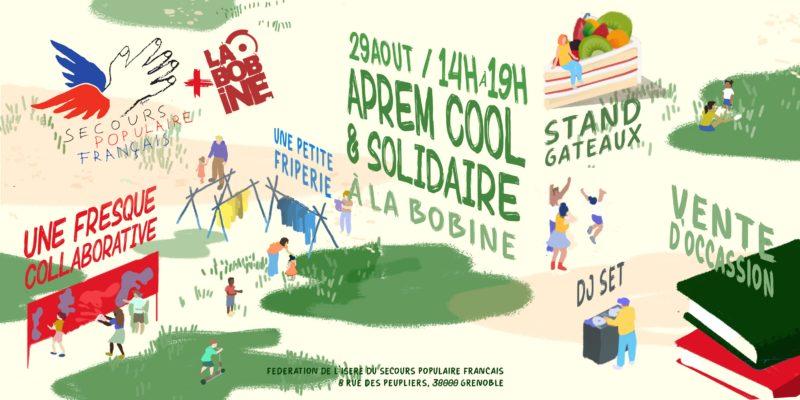 Aprem Cool&Solidaire