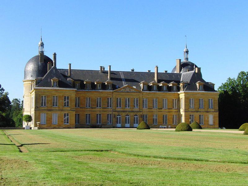 Façade sud du château - Photo : Eponimm (Wikimedia)